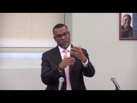 A Reading of Democracy in Black at Princeton University - Eddie Glaude