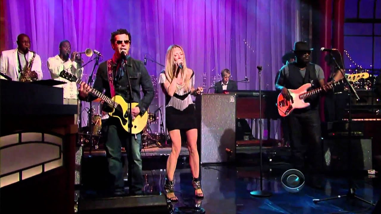 """Hd Sheryl Crow & Thieves - """"summer Day"""" Live"""