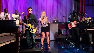 Hd Sheryl Crow The Thieves 34 Summer Day 34 Live At The Late Show 2010 Hot Legs Here