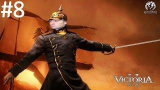 Let's play / Let's learn Victoria II - Part 8