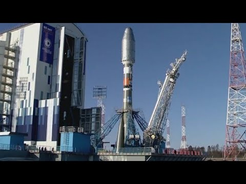 Roscosmos | Soyuz-2.1b getting ready to launch Meteor-M, Baumanets-2, and other nano satellites