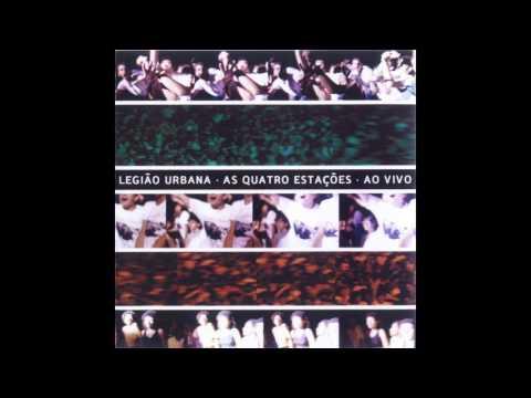 Legião Urbana - As Quatro Estações Ao Vivo (Álbum Completo) - 2004