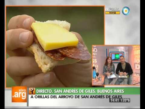 Vivo en Arg - Bs.As. - San Andrés de Giles - Productos regionales - 01-05-13