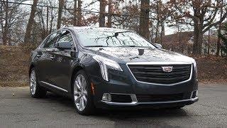 Cadillac XTS 2018 Car Review