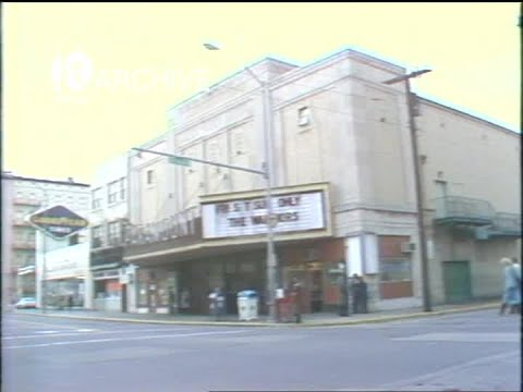 WAVY Archive: 1981 Newport News Paramount Theater