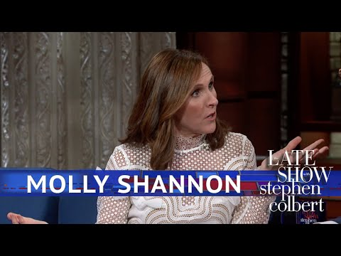 How Molly Shannon Got Spike Lee's Number