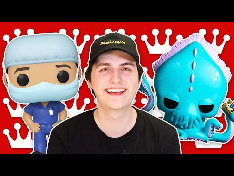 "Funko Creates Frontline Worker Pops A New 6"" Myth Pop Leaked Funkoween and More"