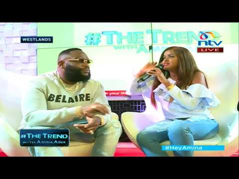 #theTrend: Rick Ross learns some Swahili words