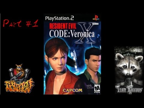 Resident Evil: Code Veronica X Прохождение (PS2 Rus) - Part #1