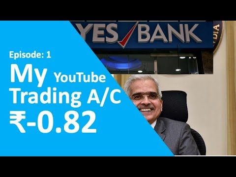 Yes Bank & Rana Kapoor Updates | RBI Cuts Rates | YouTube Income Portfolio Ep. 1