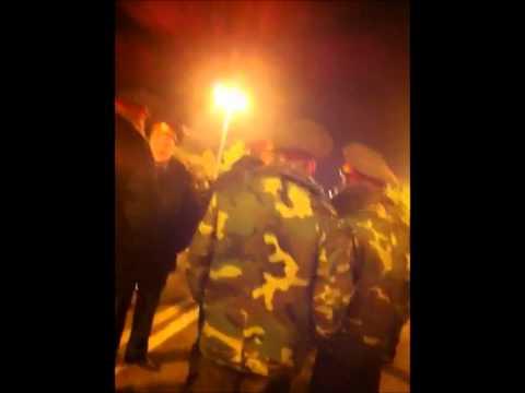 Big Night Out in Tiraspol, Transnistria
