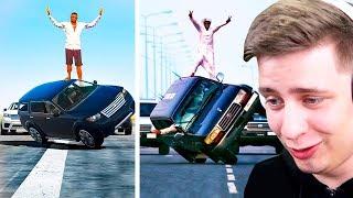 ФАНТАСТИЧЕСКАЯ GTA 5 vs. РЕАЛЬНАЯ ЖИЗНЬ! (HypeR)
