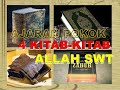 Gambar cover Ajaran Pokok 4 Kitab-Kitab Allah SWT