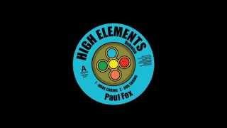 "12 "" VINYL available March 2015 Paul Fox & I Jah Salomon meets Jideh High Elements"