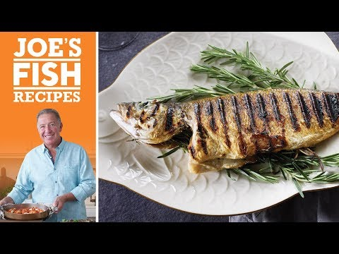 How To Grill & Filet A Whole Branzino