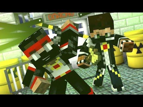 видео: Мистик и Лаггер 2\2  [Прохождение карты] - mineCraft