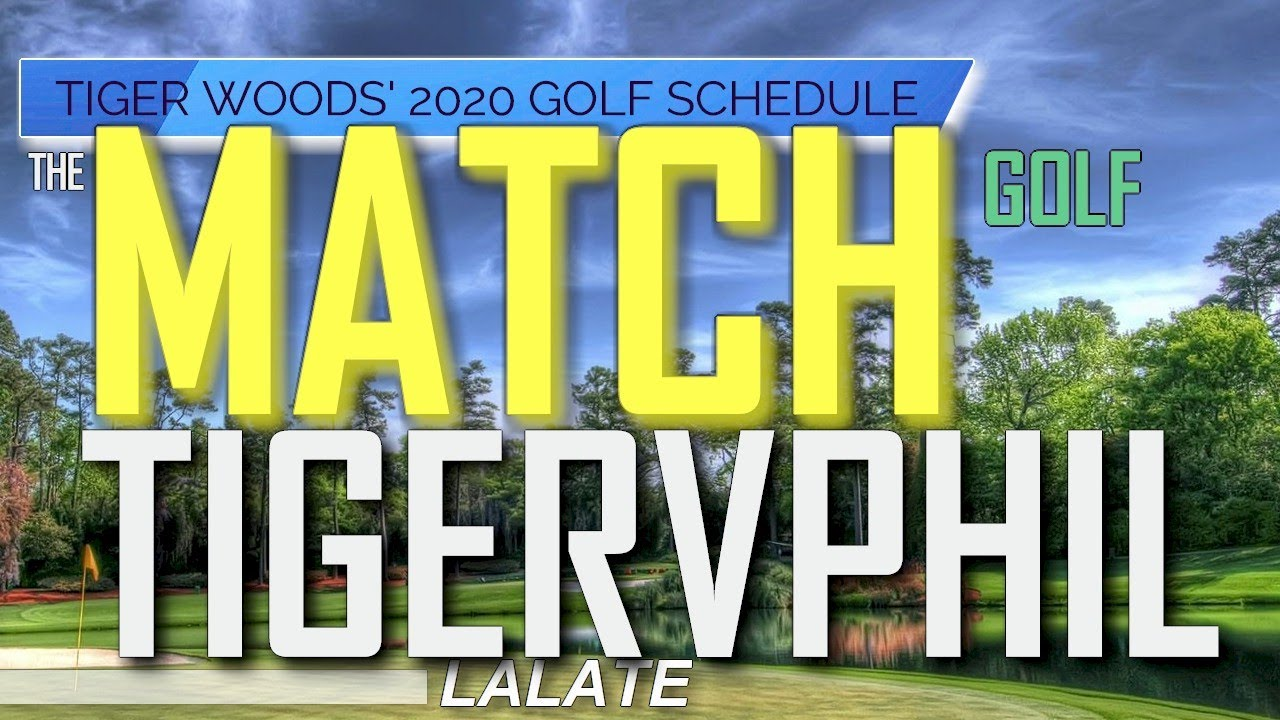 Tiger Woods vs. Phil Mickelson match: Start time, TV channel, watch ...