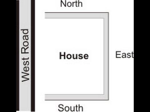 Results Of West Facing House In Vastu