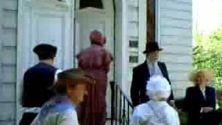 christ church shrewsbury nj history day graveyard tour pt 2