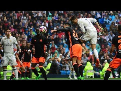 Download Real Madrid vs Valencia  2 1 RESUMEN   All Goals 2017/04/29