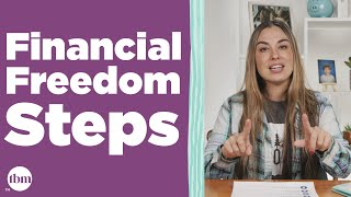 The Budget Mom's 9 Steps to Financial Freedom