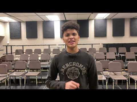 A Cappella Academy Audition 2020 - Preston Walcott