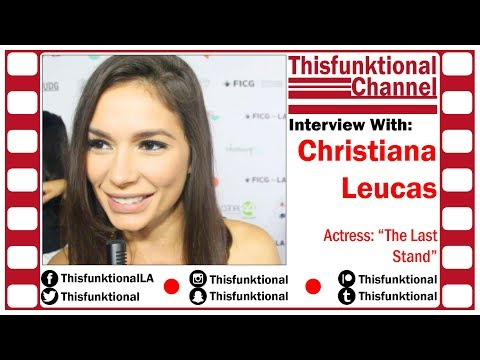@Thisfunktional Talks With Christiana Leucas FICG IN LA