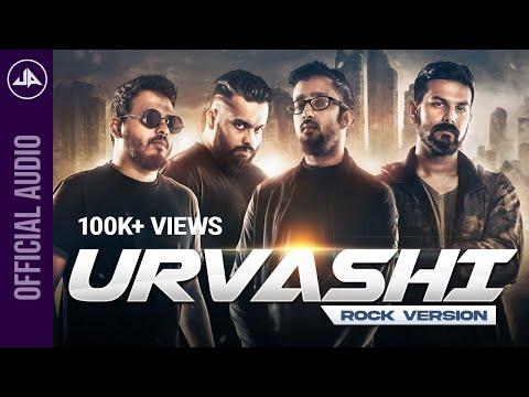 Best Urvashi Rock Version | Indian Rap Rock Band | Underground Authority