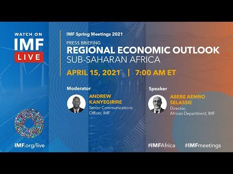 Press Briefing | Regional Economic Outlook: Sub-Saharan Africa