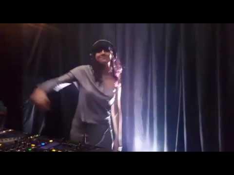 DJ una Goyang Dribel - putri una #dj
