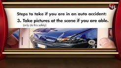 Steps to Take After Accident | Auto Accidents | Highlands FL | http://www.YourHighlandsLawyers.com