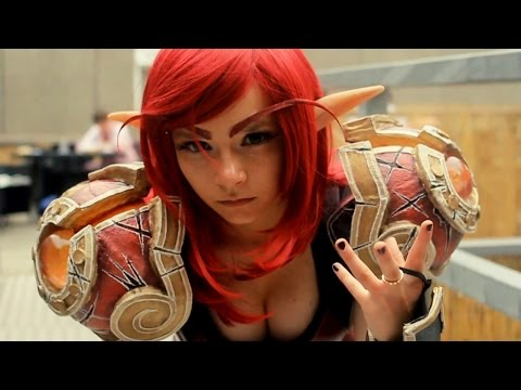 London Anime and Gaming Convention (July) 2014 Epic Cosplay Video