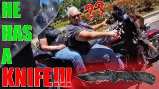 STUPID, CRAZY & ANGRY PEOPLE VS BIKERS | DON'T MISS IT! [Ep.#708]