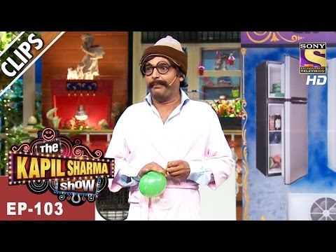 Rajesh Arora's Shop For Summer Sale  - The Kapil Sharma Show - 6th May, 2017