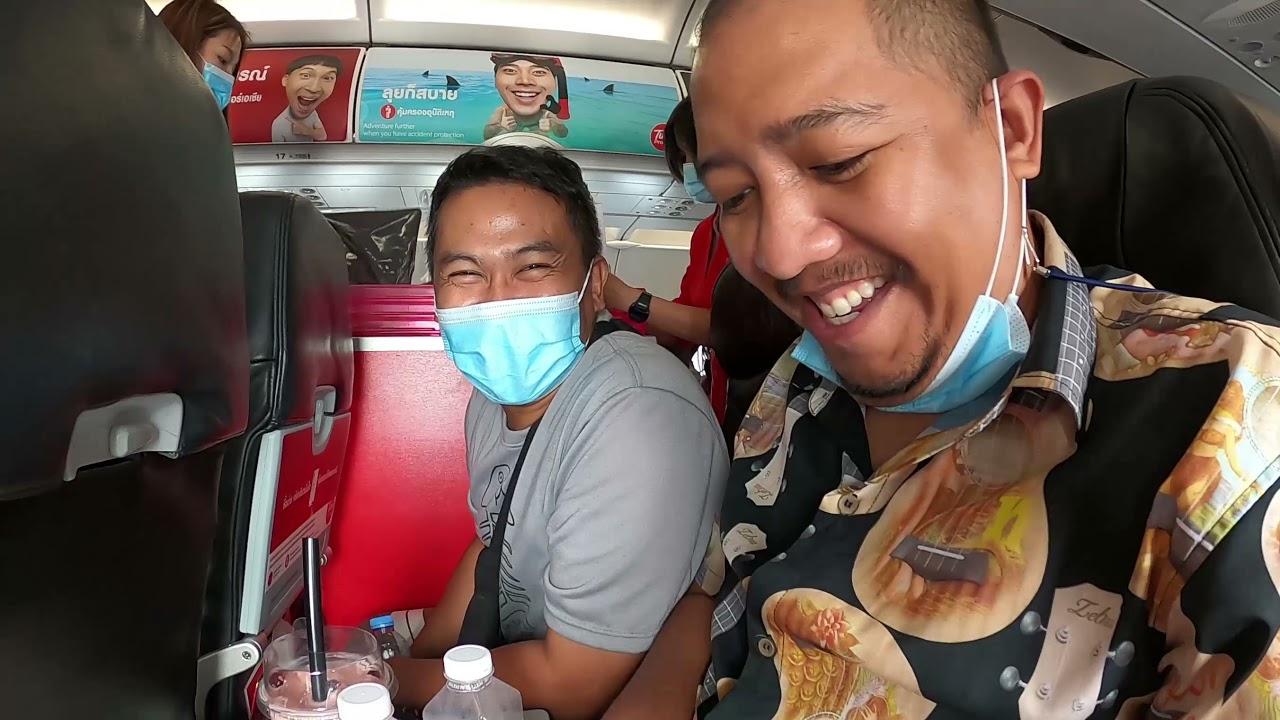 AirAsia เที่ยวบินที่ FD3901 หัวหิน-เชียงใหม่