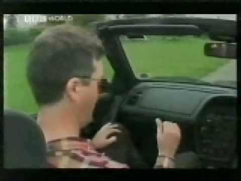 James May on Old Top Gear