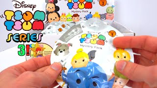 Tsum Tsum Series 3 Mystery Stack Pack!