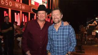 Tracy Lawrence chats about new music at Musicians On Call Benefit
