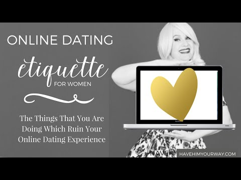 #FairyDustTV Episode 20, Online Dating Etiquette For Women, Things You Do That Push Great Men Away