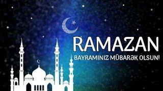 Ramazan Bayramınız kutlu olsun ( Hoşgeldin Ramazan )