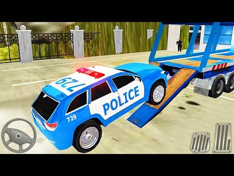 Truck Police Cars: New Transport Driver (2020) - Best Android GamePlay