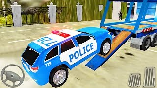 Truck Police Cars: Transport - Best Android GamePlay