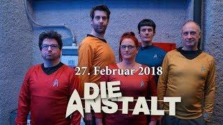 """""""Die Anstalt"""" vom 27. Februar 2018"""