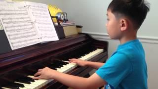Bảy Ngày Đợi Mong -Trần Thiện Thanh- Piano Arranged Võ Tá Hân and played by Michael Nguyen