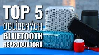 Hudba na cesty? TOP 5 oblíbených Bluetooth reproduktorů! (SROVNÁVACÍ RECENZE #850)