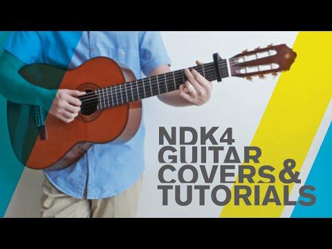 Guitar Tutorial: Kuingin Kau Tahu - TheOvertunes