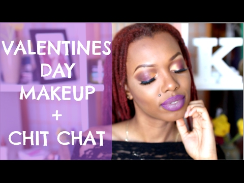 GRWM Valentine's Day | Why Drink Alkaline Water, Real Thought's on Trump & More