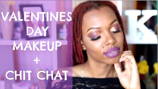 GRWM Valentine's Day   Why Drink Alkaline Water, Real Thought's on Trump & More