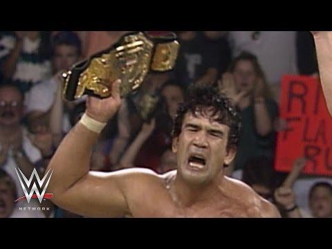 WWE Network: Ricky Steamboat vs. Steve Austin: Clash of the Champions XXVIII