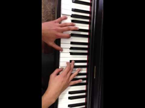 Christina Grimmie With Love Piano Tutorial Youtube